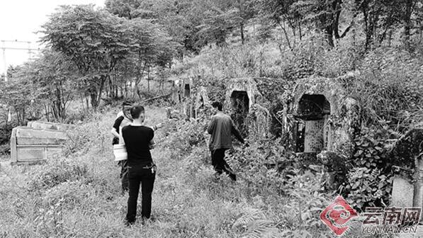 5名村民化身摸金校尉撬盗43冢古墓 自家祖坟也盗挖