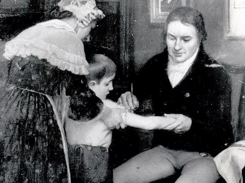 人类抗争:1980年根除的天花 神秘的疫苗如何诞生