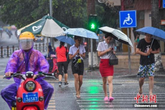 南方地域迎降雨降温进程 华北局部地域降温达10度