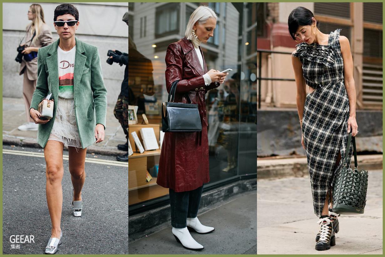 时装周街拍集接连出炉后,这6款鞋子即时成为热门流行!