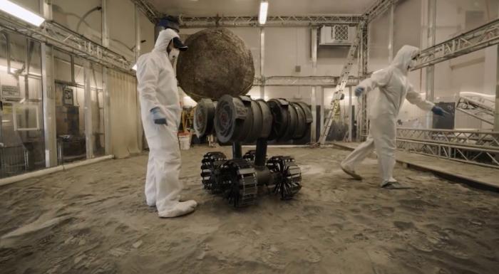 NASA计划利用月球土壤制造月球基地硬件工具