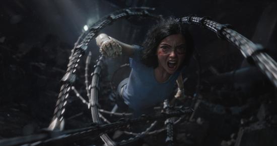 卡神对电影有追求 科幻新片《阿丽塔》即将现世