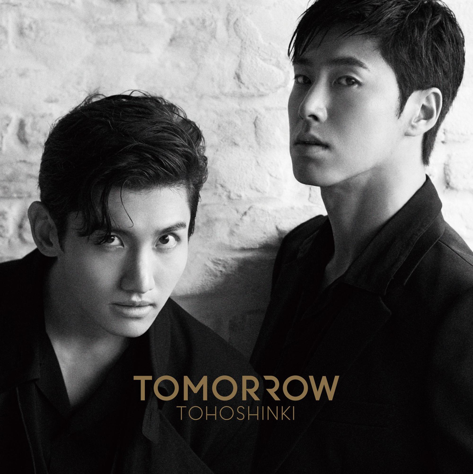 东方神起日本新专辑'TOMORROW'登上Oricon日间榜首位