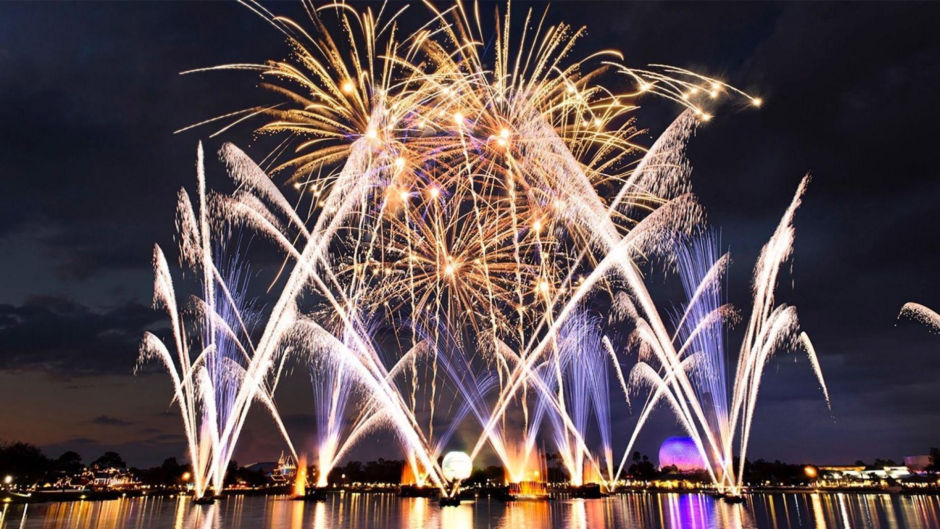 奥兰多迪斯尼乐园将结束19年经典烟花秀
