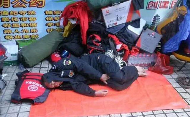 河南救援队广东救灾返程被卡6小时,收费站:没在湖南救必须收费