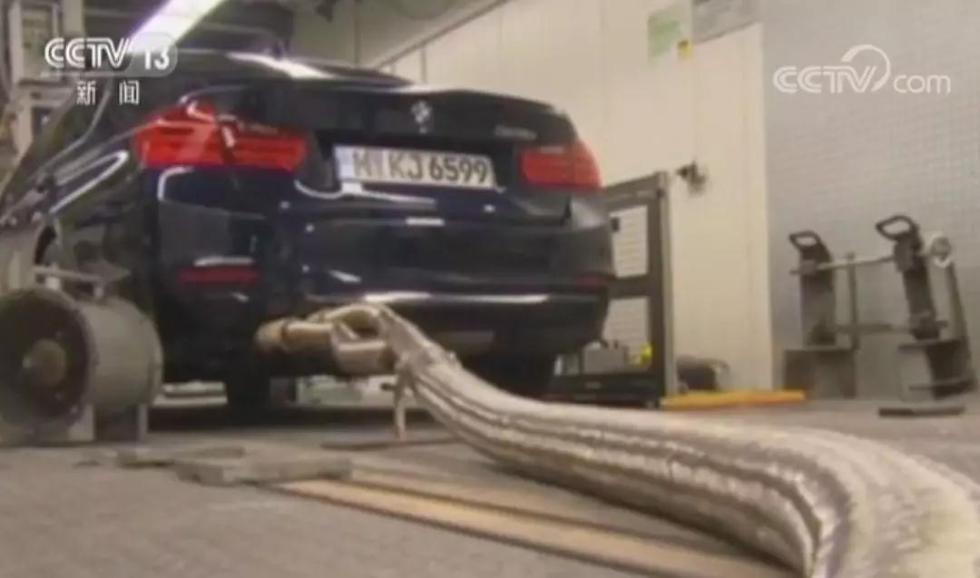 私下串通限制清洁排放技术?宝马、大众等多家车企被调查