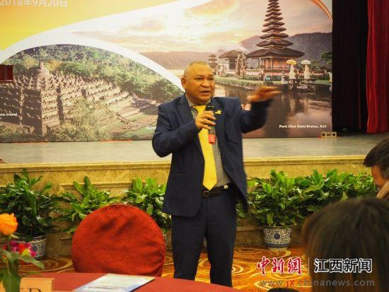 印度尼西亚旅游局携手东航江西推介海岛旅游