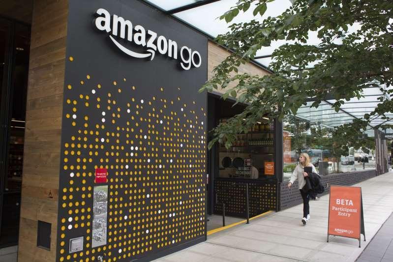 亚马逊计划2021年前开设3000家无人便利店