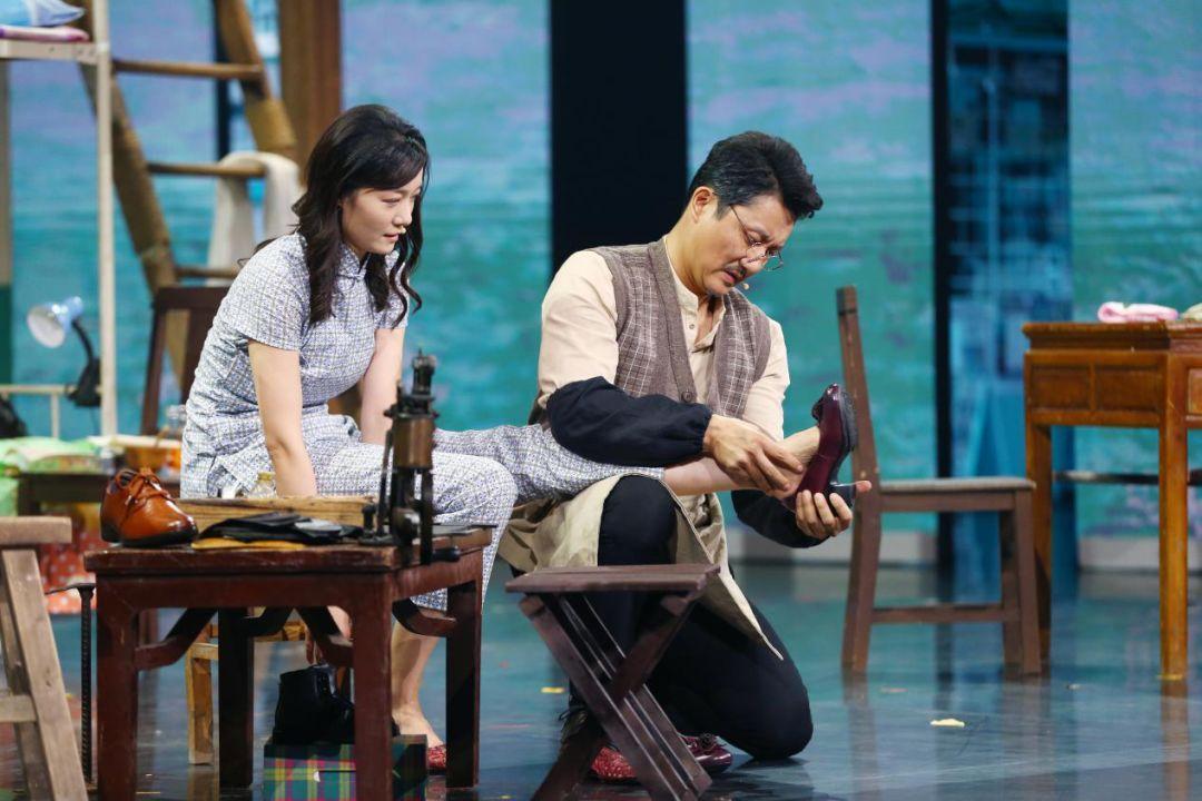 山石哥:《我就是演员》 涂松岩宝藏大叔山石哥的表演信条!