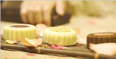 以花做馅,还原唐朝时期真正的中秋月饼