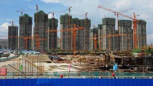 前8月房地产业新增意向投资额同比增近四成