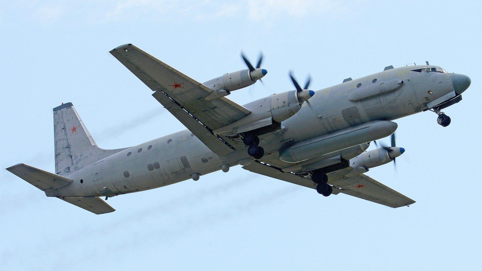 俄称收到叙总统就伊尔20飞机失事发来的慰问电