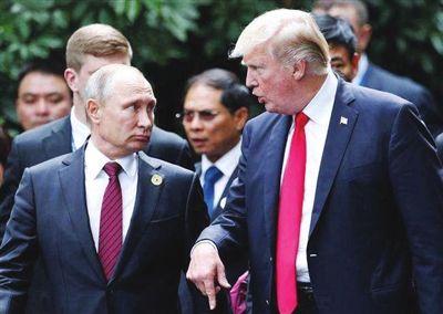 """俄罗斯回应美国新制裁:破坏了""""全球稳定"""""""