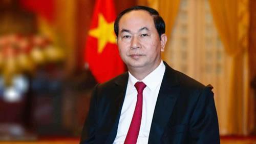 外交部:中方对越南国家主席陈大光不幸逝世表示沉痛和深切哀悼