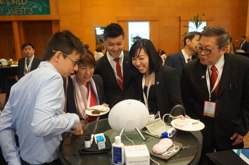 中国医疗科技走出国门 微医通亮相亚洲医疗健康领导峰会