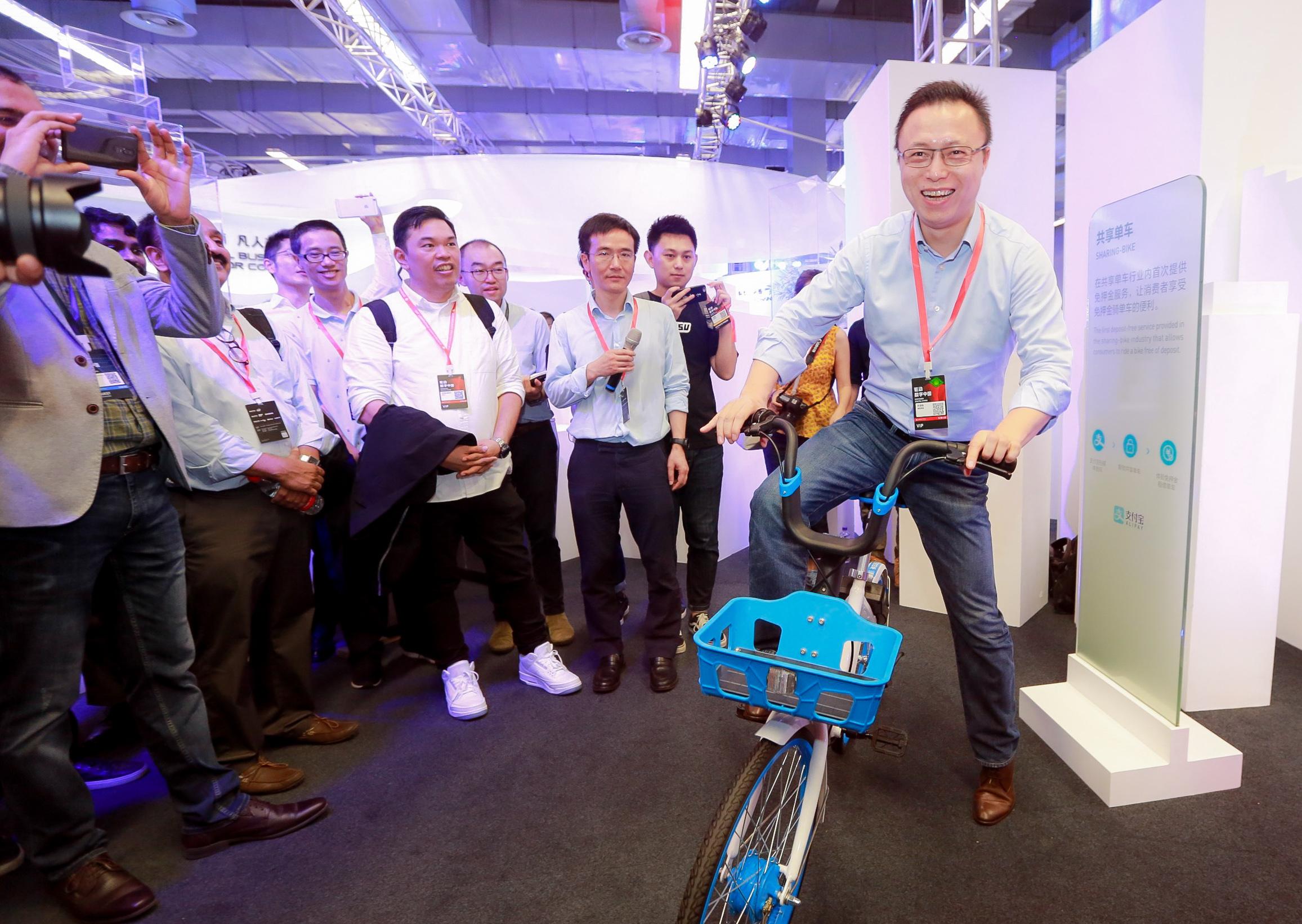 """全世界的""""支付宝"""",都来杭州看ATEC大会了!"""