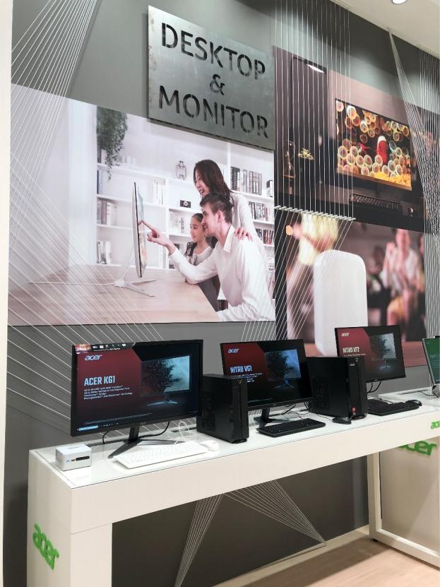 Acer宏碁2018年秋季多款新品发布 掠夺者X27仍是电竞之王