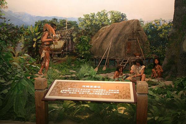 文明演进之原始农业