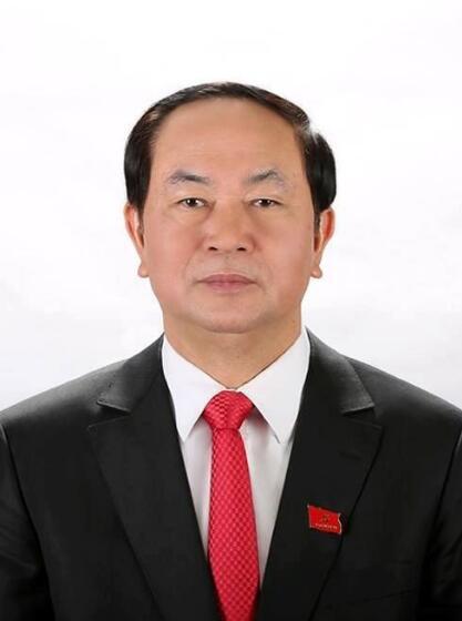 越卫生部:越南国家主席陈大光因罕见病毒性疾病去世