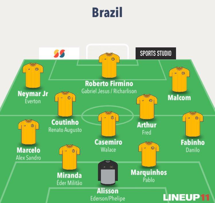 巴西国家队最新名单:保利尼奥无缘 巴萨新星入选