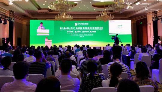 第二届中国(四川)老龄事业暨养老服务业发展高峰论坛在川举行