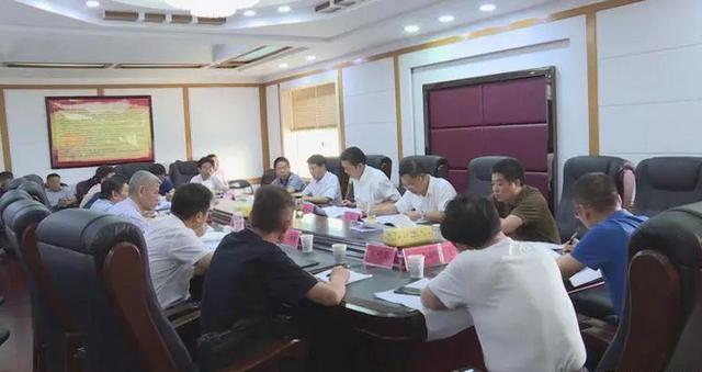 华容县召开三封寺芥菜特色小镇创建工作推进会