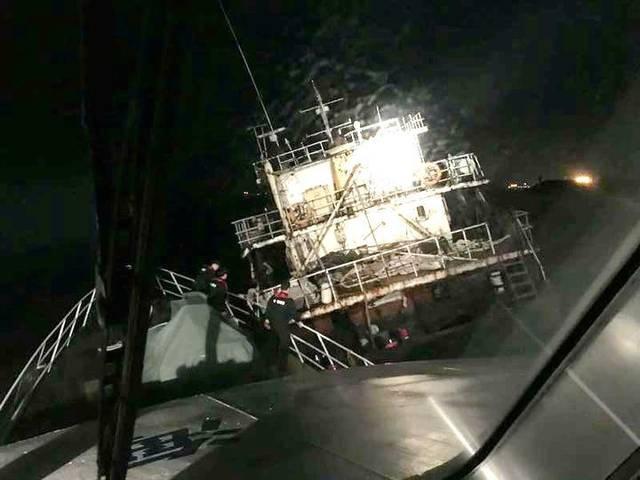 抓捕过程堪比好莱坞大片 宁波海关破获特大海上油品走私系列案