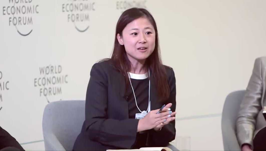 VIPKID米雯娟亮相夏季达沃斯:AI解锁少儿教育新模式