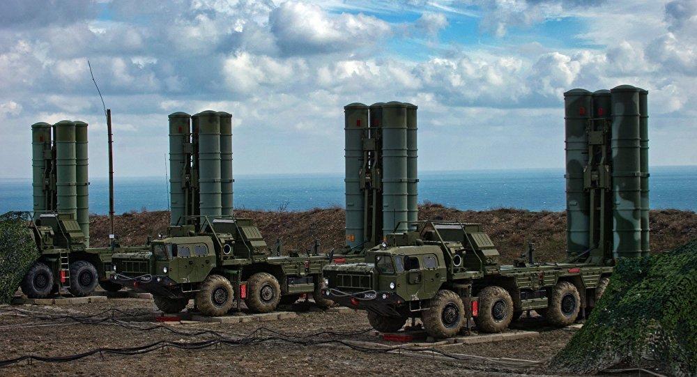 俄媒:俄将在克里米亚部署第4个S400导弹营