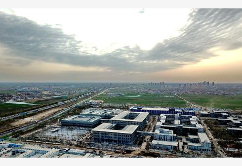 雄安新区规划建设进入全面实施阶段