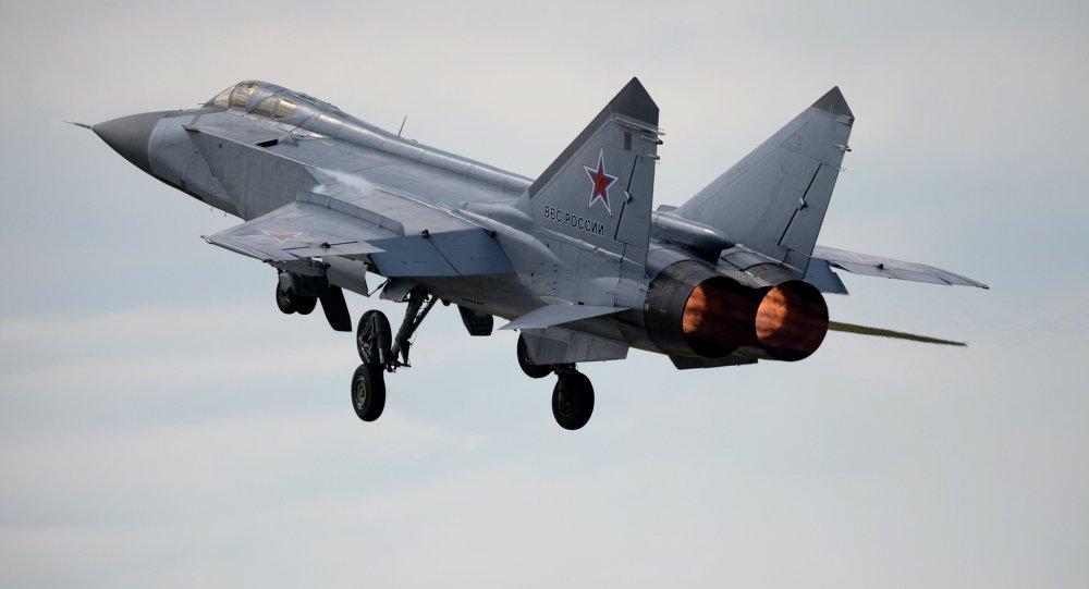 俄媒:一周内共37架飞行器在俄边境附近侦察