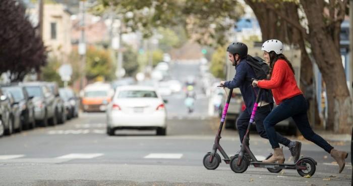 电动滑板车安全薄弱:共享出行公司Lime出致命事故