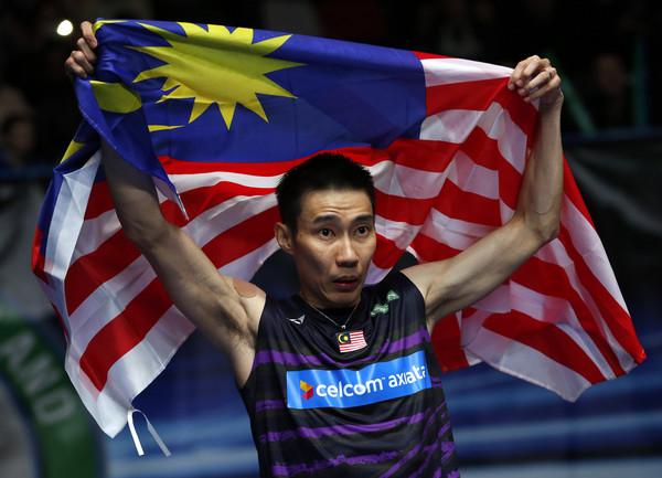 台媒:马来西亚羽毛球名将李宗伟患癌 目前赴台秘密治疗