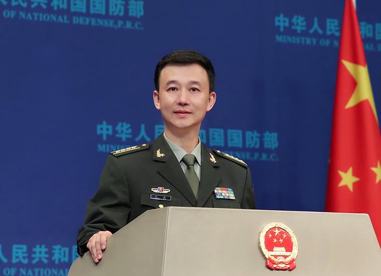 美国宣布制裁中国军队相关部门及负责人 国防部回应