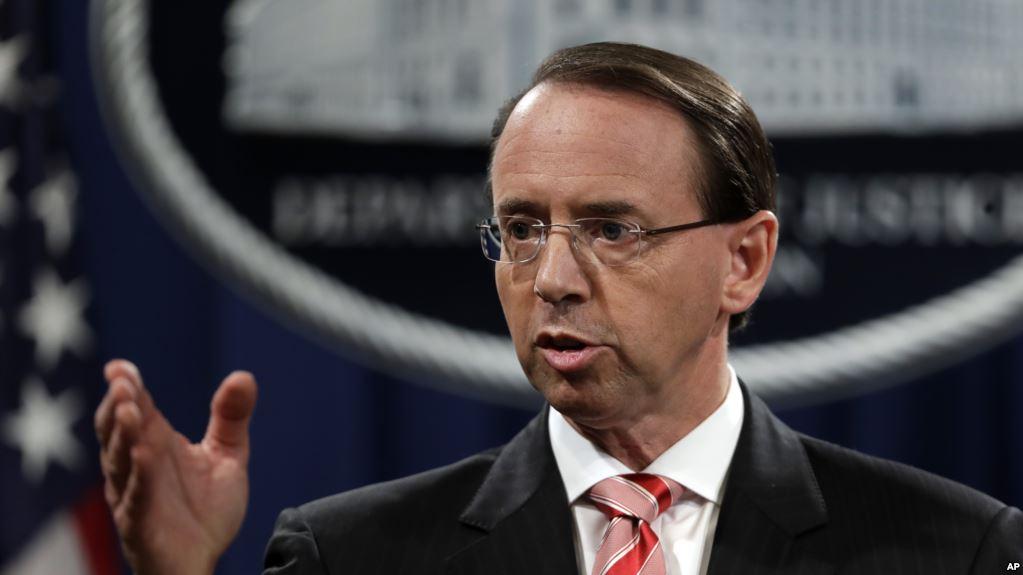 曾指示对特朗普进行秘密录音?美国司法部官员:没有!