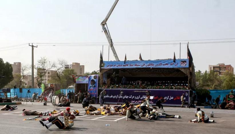 伊朗外长回应恐袭:地区恐怖主义资助者及其美国主人应负责