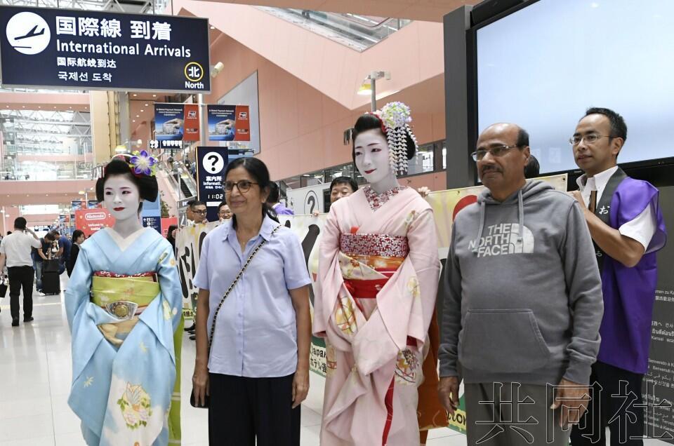 中国国庆节临近 关西为吸引游客回流推出各种优惠