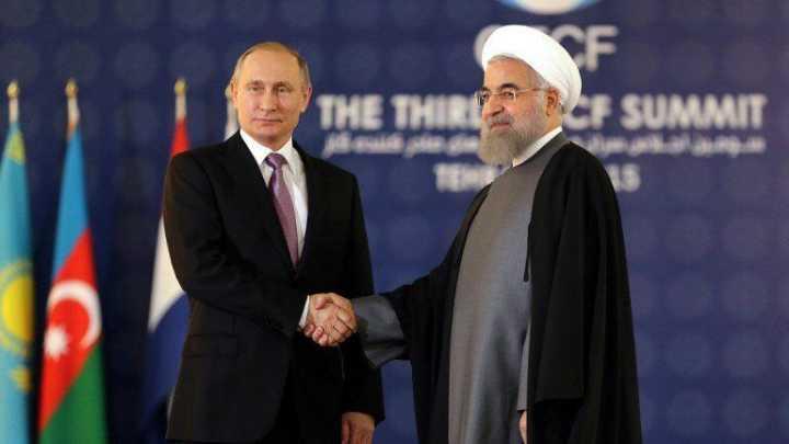 伊朗阅兵式发生恐袭,普京表慰问并重申愿共同打击恐怖主义