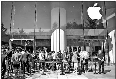 """黄牛吐槽新iPhone""""卖不动"""""""