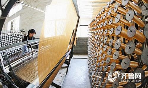 抢占3成市场份额!潍坊这个镇的窗帘窗饰产业全国闻名