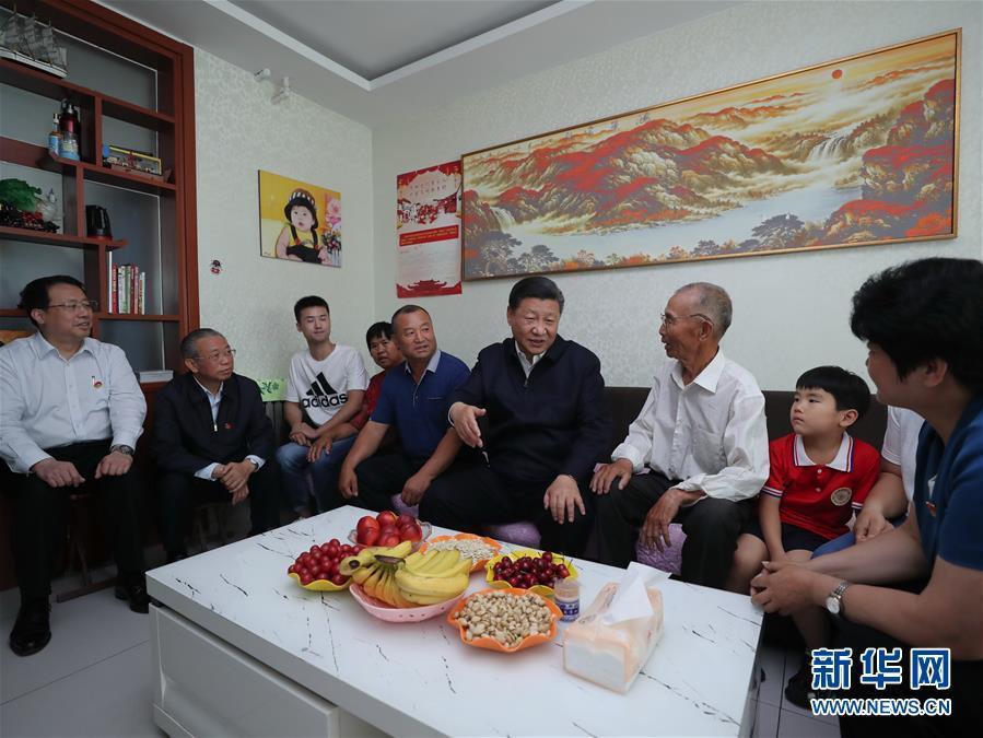 """习近平""""三农""""金句 """"说一千、道一万,增加农民收入是关键"""""""
