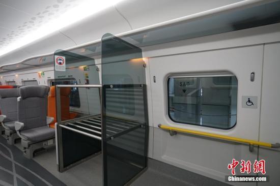 广深港高铁香港段:由地底贯穿城市心脏 堪称香港骄傲