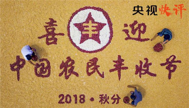【央视快评】在希望的田野上谱写乡村振兴的华彩乐章