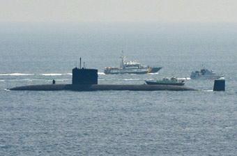 遭挑衅!英国核潜艇向西班牙巡逻舰警告射击