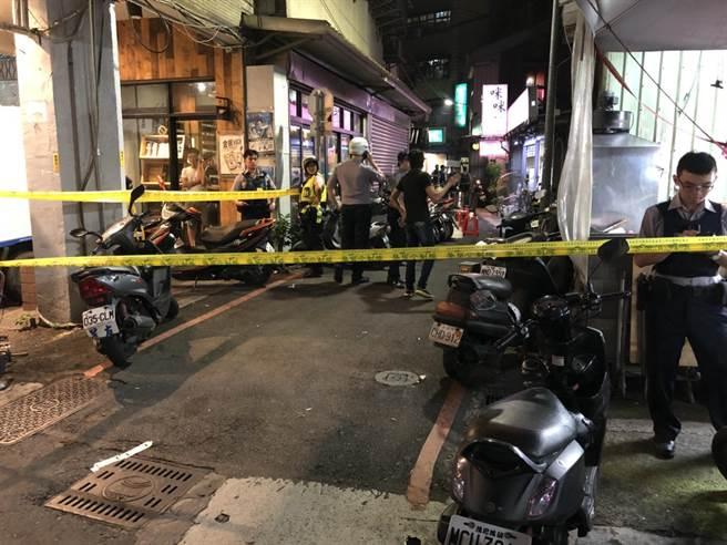 台北市区发生枪击案 大陆男子下体受伤入院