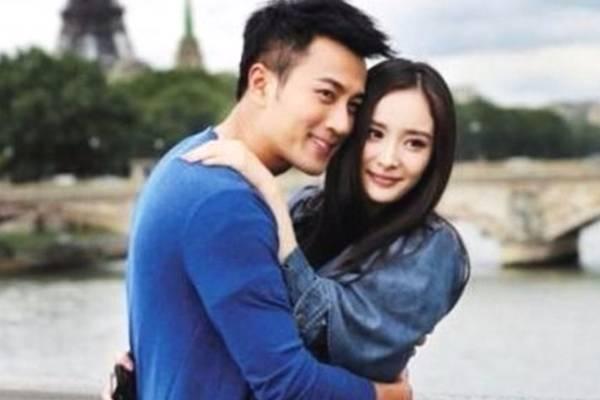 杨幂公开自己怀孕的照片,刘恺威暖心牵手,代孕传闻不攻自破
