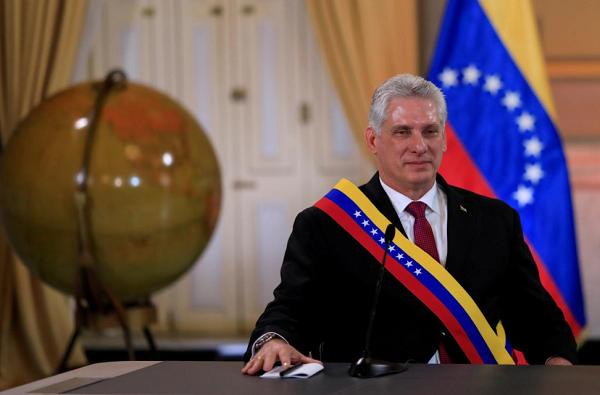 古巴新任领导人赴美 将声讨美对古巴多年贸易禁运