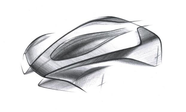 阿斯顿•马丁将推新款代号003超跑 限量500台