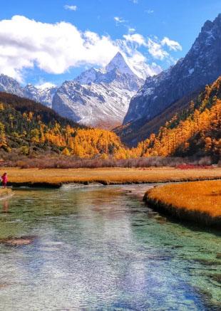 这个地方比西藏还美!
