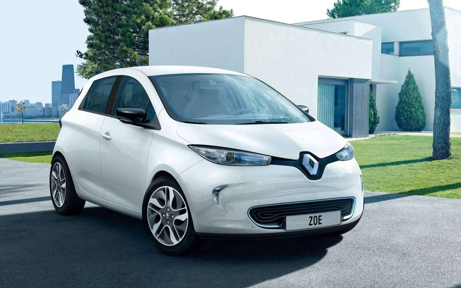 雷诺宣布将在中国市场推出首款国产纯电动汽车